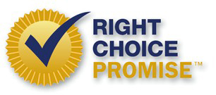 Our Right Choice Promise