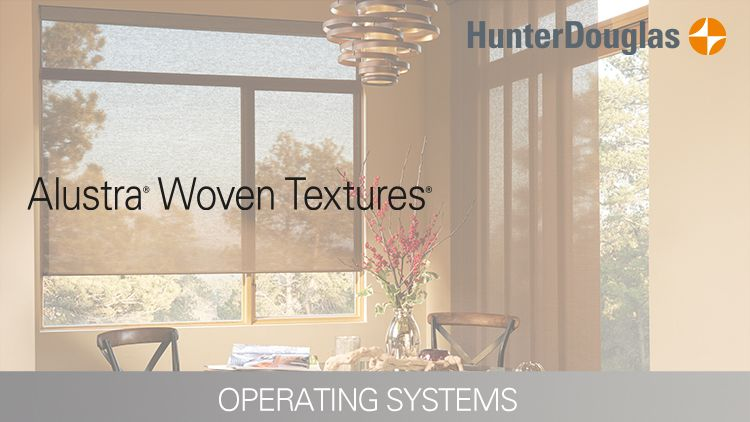 Alustra Woven Textures Operating Systems Overview
